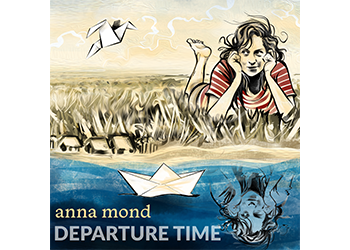"CD-Cover ""Departure Time"""